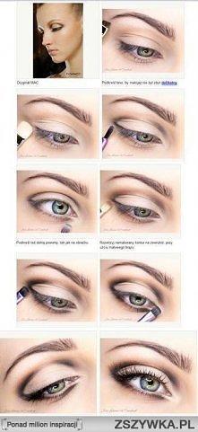macie tutaj ładny prosty w wykonaniu makijaż :)
