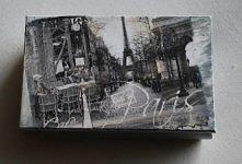 Paris Paris - szkatułka zdo...