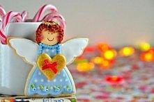 słodki aniołek :) więcej świątecznych inspiracji na kokoshkablog.pl :)