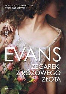 Zegarek z różowego złota- Richarda Paula Evansa to piękna opowieść o miłości i przyjaźni silniejszych od lęku o własne życie.