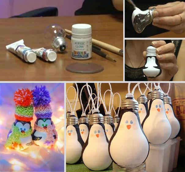 pomysłowe pingwinki :)