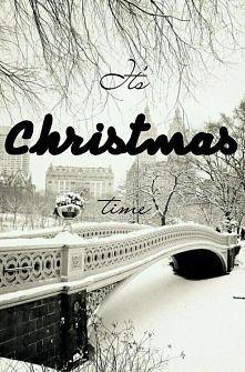 Christmas time:)