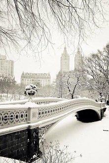 Zima w NY
