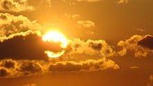 wakacyjny zachód słońca,aż chce sie czuc to ciepło