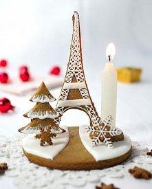 Piernikowe dekoracje