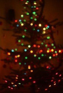Świąteczny bokeh :)