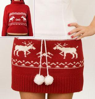 Co zrobić możemy ze starym nielubianym swetrem? :D