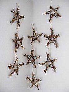 Gwiazdki z patyków