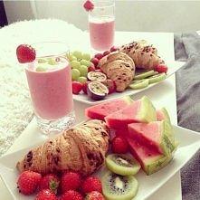 coś na śniadanie coś na lato