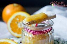 POMARAŃCZOWY CURD (krem pomarańczowy)