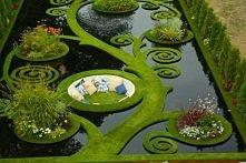 Sunken Alcove Garden, New Z...
