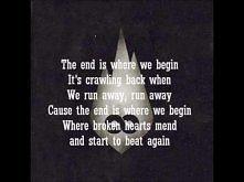 Thousand Foot Krutch - The End Is Where We Begin- Lyrics