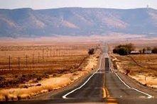 """marzenie #1 jechać Harleyem przez """"route 66"""" aż do Los Angeles."""