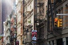 marzenie #2 wejść przeciwpożarowymi schodami do mieszkania. (Nowy Jork)