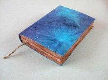 Książka/pamiętnik ręcznie r...