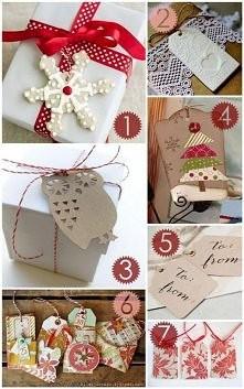 ogarnij pakowanie prezentów ;)
