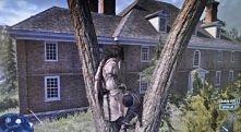 Bardzo dobry dom z gry komputeriwej Assassins Creed III - Zobacz, jak przerob...