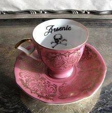 Arsenic tea