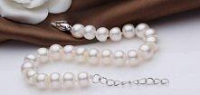 bransoletka klasyczne perły