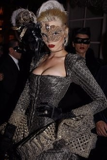Vouge masquerade party 2010
