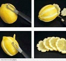 Nawet cytryna może wyglądać słodko :)