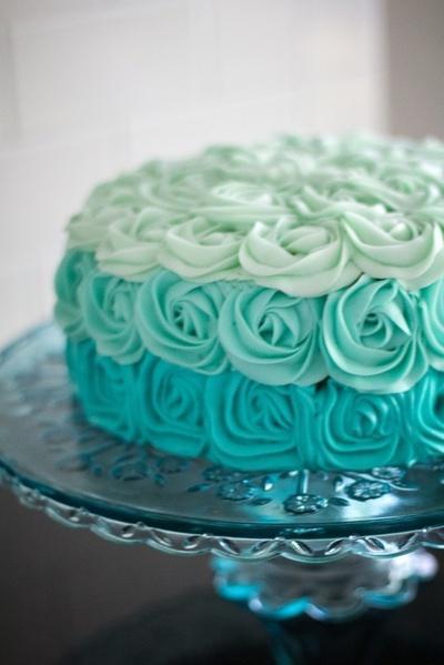 niebiański tort