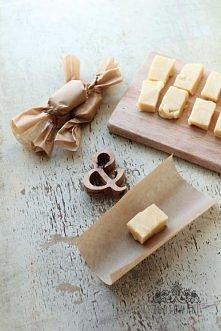 Domowe karmelki z wanilią