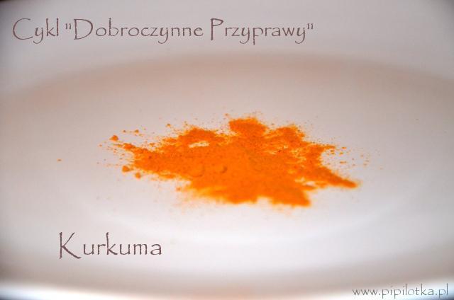 Kurkuma - dobra na odchudzanie i nie tylko. Czytajcie więcej po kliknięciu :)