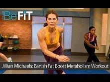 """""""Ćwiczenia spalające tłuszcz i poprawiające metabolizm"""" - 55 min codziennie z rana pozwoli by efekty ćwiczeń były widoczne już po tygodniu. Jeszcze nie sprawdzałam, za..."""