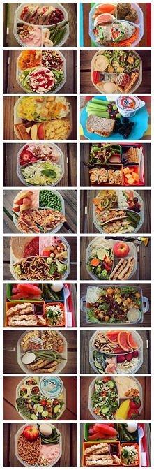 Zdrowy lunch