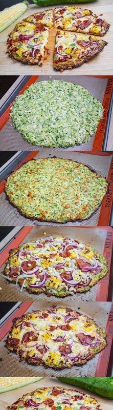Pizza z cukini