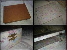 nowe życie pudełka :)