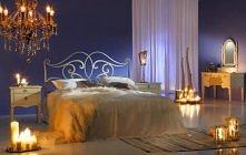 wystrój na romantyczną noc. ;)