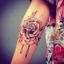 rose dreamcatcher.