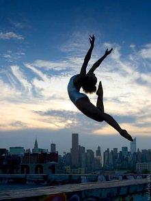 balet uliczny ;)