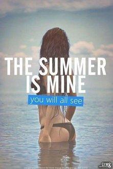 Lato małymi krokami idzie do nas ;)