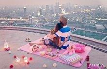 Cudownie i romantycznie :)