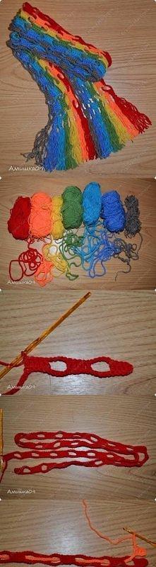 Dla robiących na drutach :)
