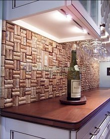 rewelacyjny pomysł na wykorzystanie korków od wina w kuchni