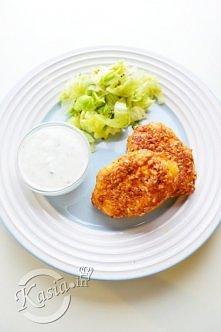 zdrowe kotleciki z kurczaka...