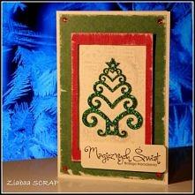 Kartka Boże Narodzenie 2013