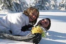 Sesje ślubne zimowe :)