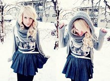 modna zimą