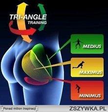 ćwiczenia na różne mięśnie pośladków ;)pośladki składają sie z 3 mięśni:    MEDIUS   MAXIMUS MINIMUS  Ćwiczenia na dany mięsień pośladków:  MEDIUS - Jumping Jacks ( czyli skoki ...