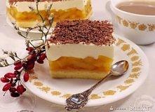 szarlotka królewska wg Ewy biszkopt: 3 jaja 4 łyżki cukru 2 łyżki mąki pszennej tortowej 1 łyżka mąki ziemniaczanej 0,5 łyżeczki proszku do pieczenia 1 łyżeczka cukru wanilioweg...