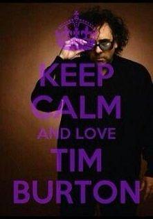 Tim Burton!!