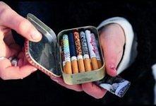 cigarette :)