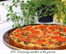 Oszukana pizza z patelni