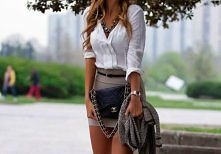 ładnie i kobieco ;)