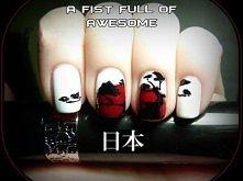 japan nails
